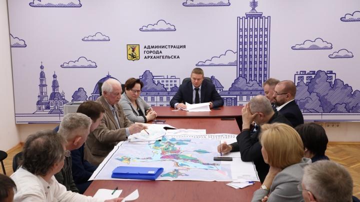 Реконструкция, а не расширение: проектировщик рассказал, каким будет новый генплан Архангельска
