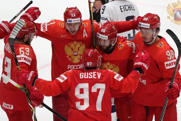 Посмотрим, смогут ли наши хоккеисты выступить на домашнем турнире лучше, чем в 2016 году