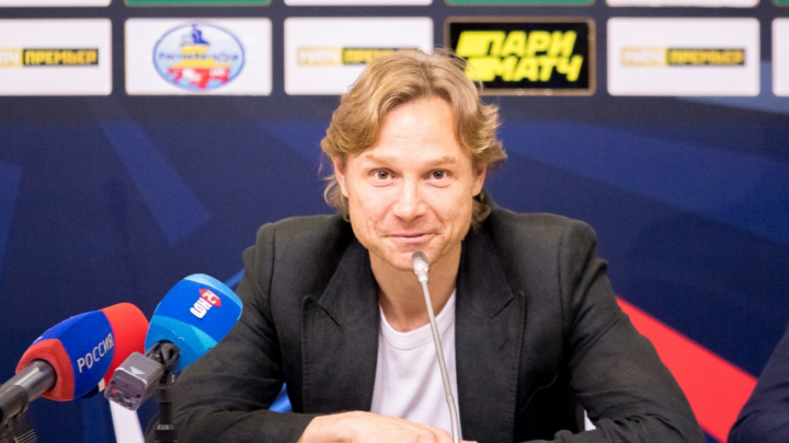 «Але, ёпта!»: Валерий Карпин записал приветствие для позвонивших в колл-центр ФК «Ростов»