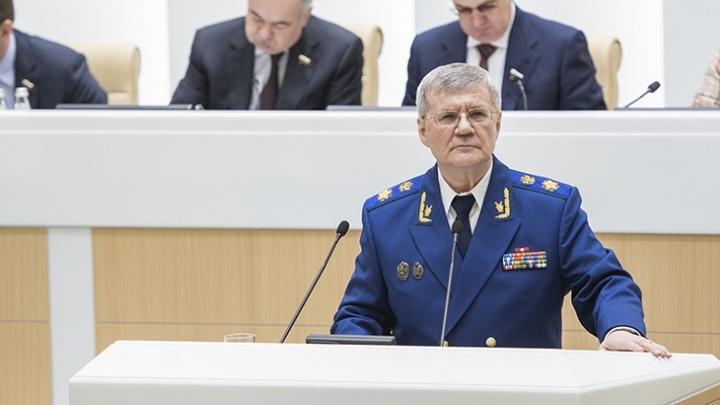 Генпрокурор Юрий Чайка раскритиковал дороги в Ростовской области