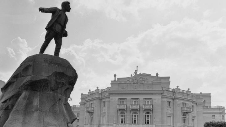 В интересах революции: как блестящий оратор Свердлов прятался в банке от разъяренной толпы