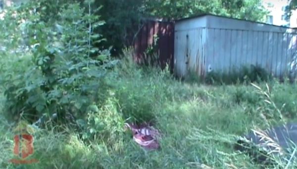 Осуждена мать, оставившая новорождённую дочь на газоне у дома ребенка
