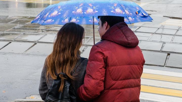 В выходные в Перми ожидается облачная погода и дожди