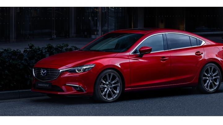 «МЦ-Маршал» представляет специальные условия на девять автомобилей Mazda 6