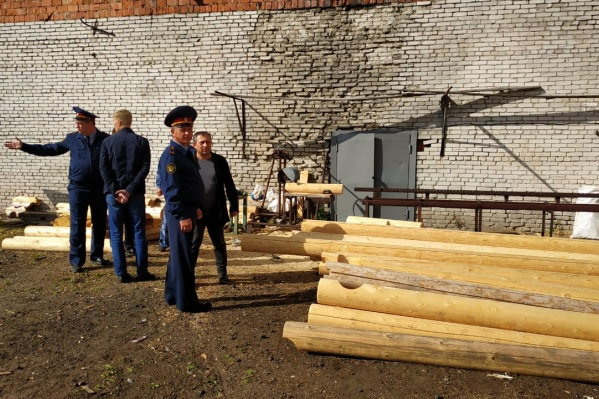 На деревообрабатывающем производстве с начала года заключенные изготовили продукцию на сумму более двух миллионов рублей