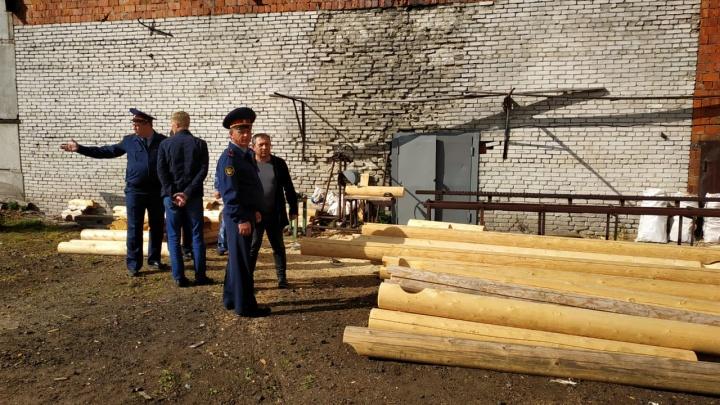 Каркасы для теплиц и метизы: в Зауралье заключённые будут заниматься производством с предприятиями