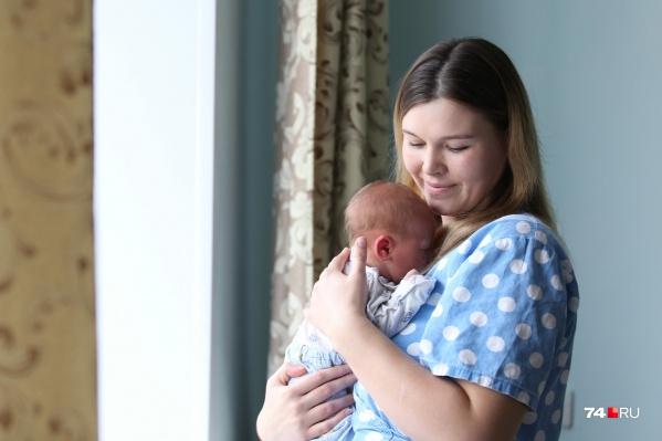 13 сентября в Челябинске появился на свет 31 малыш