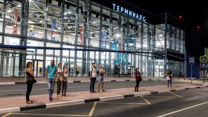 В аэропорту Волгограда задерживается рейс до Сочи