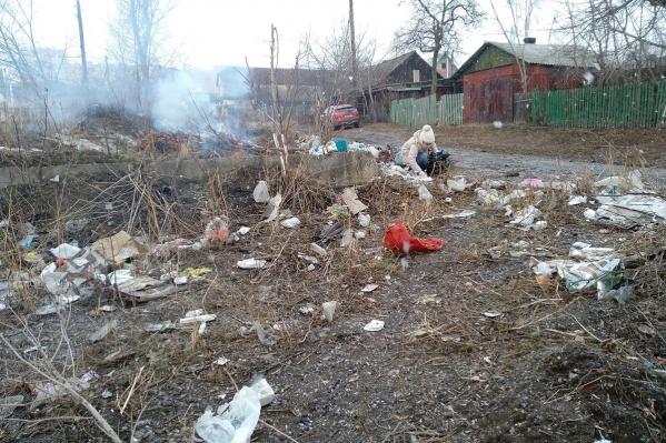Первой точкой для уборки выбрана улица Радищева