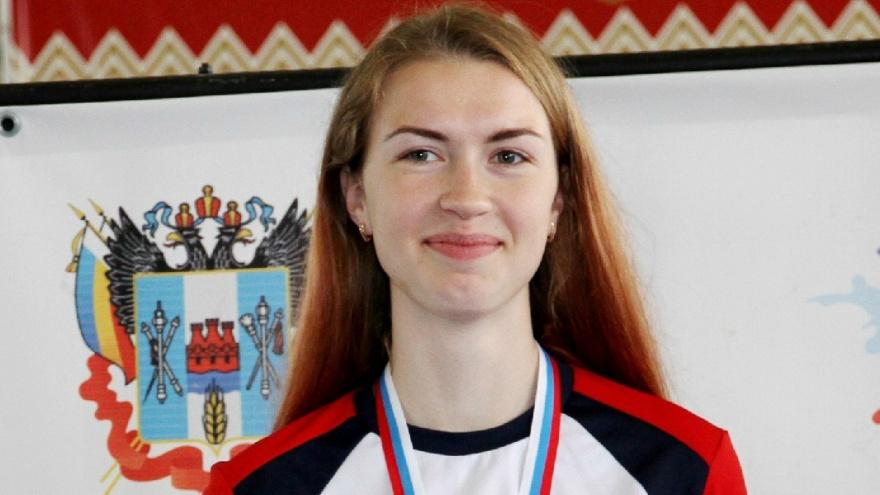 Новосибирская спортсменка взяла серебро на Кубке России потхэквондо