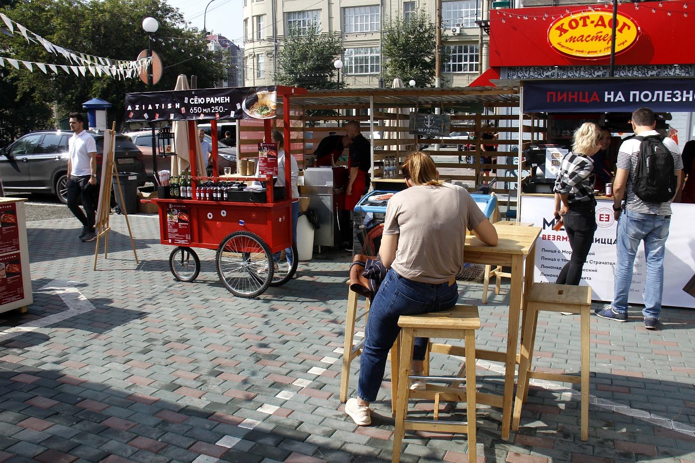 Принять участие в «Вилке» решили не только начинающие рестораторы, но и такие крупные холдинги как, например, компания Дениса Иванова