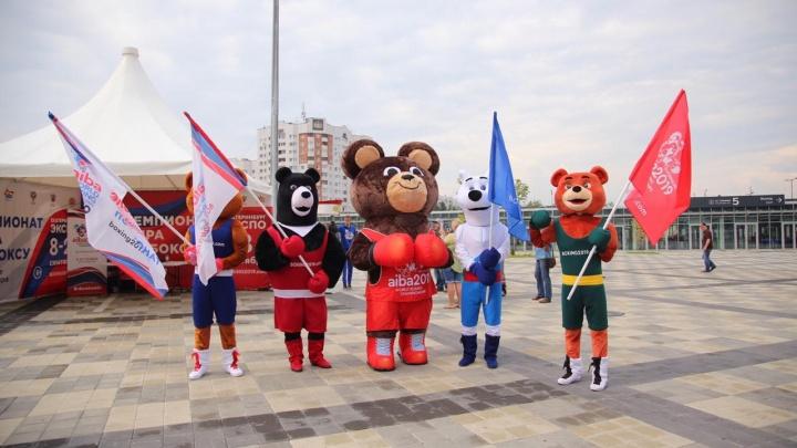 Стали известны участники чемпионата мира по боксу, который пройдет в Екатеринбурге