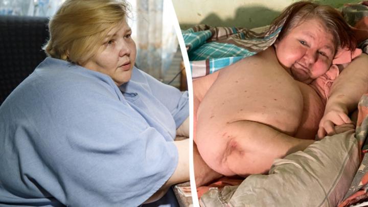«Вы рабы своего желудка»: самая толстая россиянка обратилась на видео к 300-килограммовой тюменке