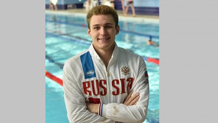 Вперёд к победе: новосибирского пловца взяли на юношескую Олимпиаду в Аргентину