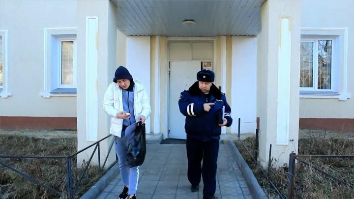 В Челябинске задержали водителя, протаранившего шиномонтажку с рабочими