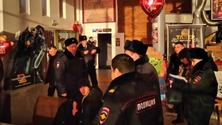 В Башкирии задержали пятерых сторонников Навального
