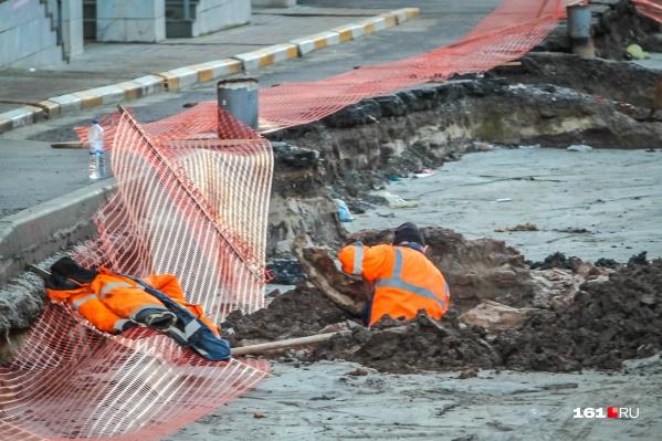 Почти половина дорог Ростовской области нуждается в ремонте