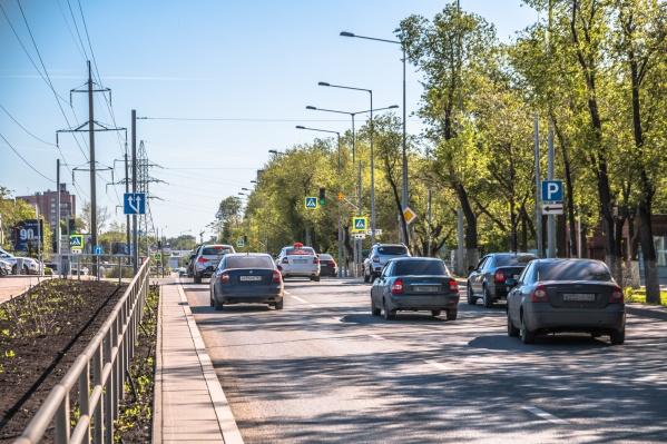 Автомобилистам придется соблюдать ПДД на главных магистралях, чтобы не заработать штрафы