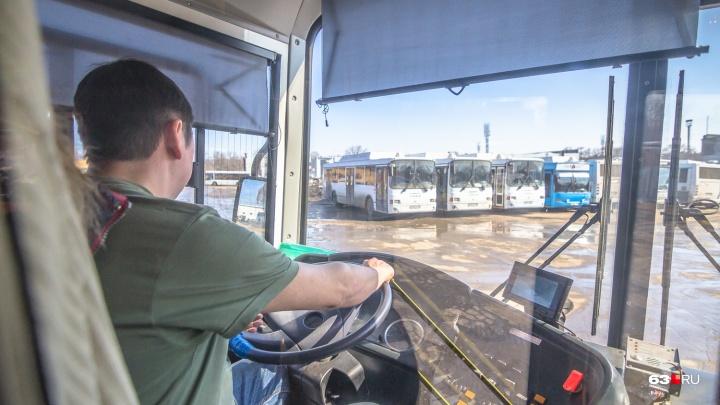 До Волгаря пустят еще два автобуса малой и средней вместимости