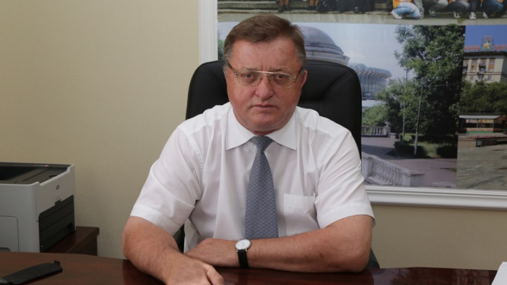 Путин отметил госнаградой президента ВолгГТУ Ивана Новакова