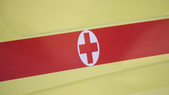 В Уфе водитель иномарки сбил трехлетнего малыша