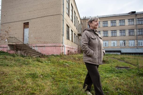 Учитель из подсобки челябинской школы рассказала, какое жильё ей предложила мэрия