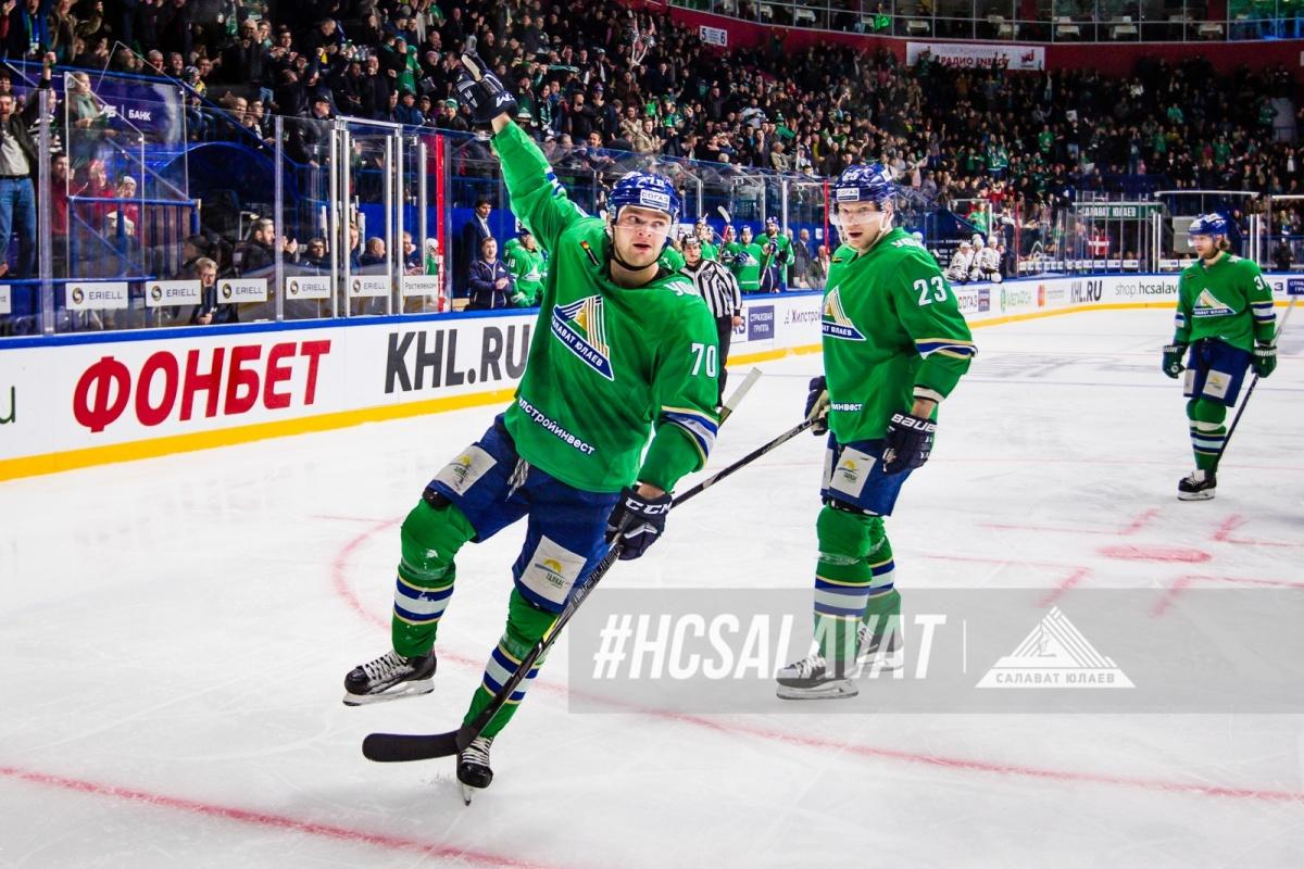 Финский хоккеист Теему Хартикайнен забил дубль