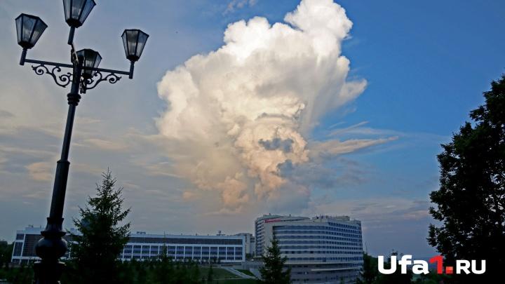 МЧС по Башкирии: республику ждут град, гроза и шквалистый ветер