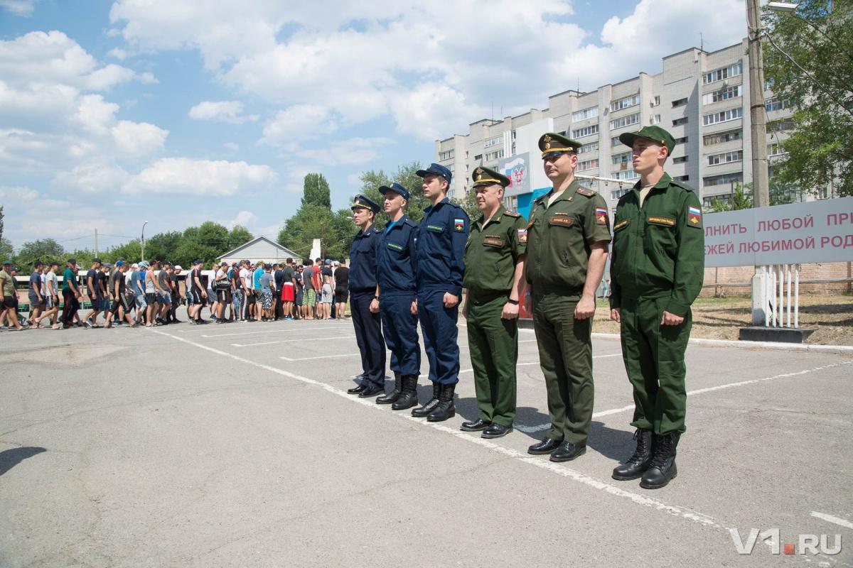 В научный технополис от Волгоградской области отправится служить рекордное количество человек