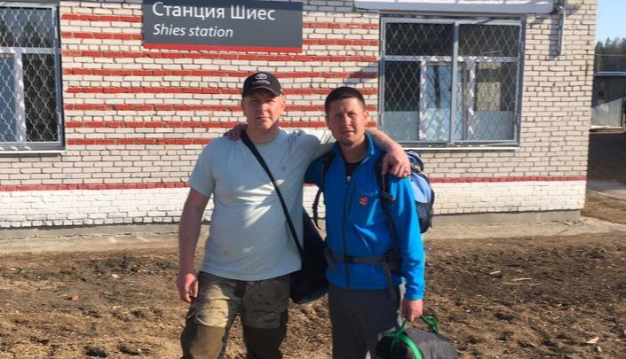 «Преграды технике не делал»: жителя Приводино оштрафовали на 10 тысяч рублей за конфликт на Шиесе