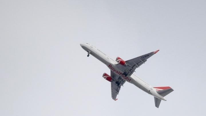 Самолет, летевший из Перми в Москву, из-за тумана приземлился в Нижнем Новгороде