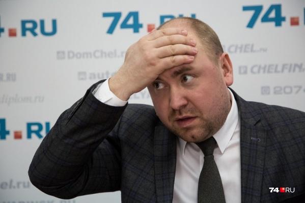 За мошенничество Дмитрию Назарову грозит до 10 лет в колонии