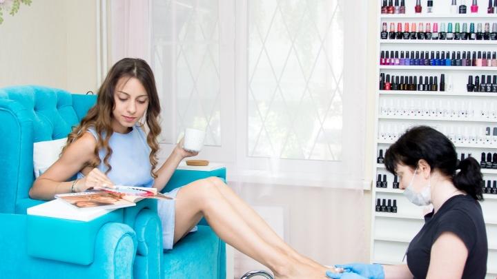 Жительницы Новосибирска могут получить скидку 50% на услуги студии красоты