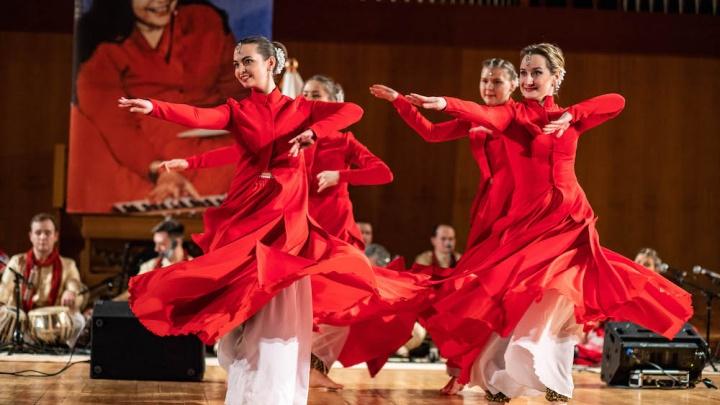 Западные хиты на индийских инструментах: в Самаре выступит группа «Кайлаш»