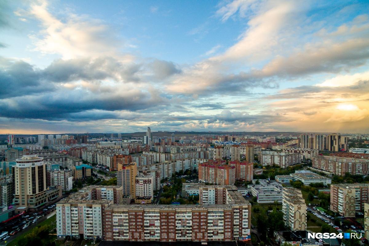 Сейчас в Красноярске ипотеку выдают в среднем под 9,5