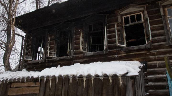 Брата погибшей на пожаре в Березовке девочки из больницы вернули матери. Мы пообщались с ней