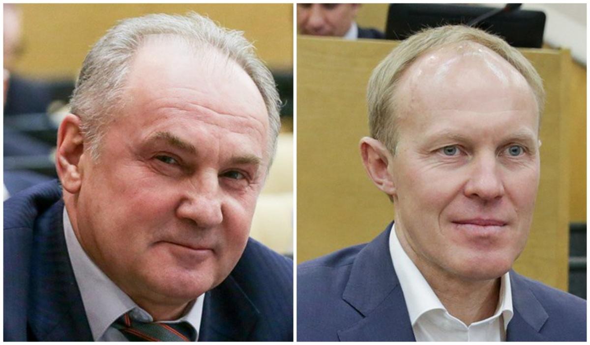 Николай Езерский и Сергей Чепиков