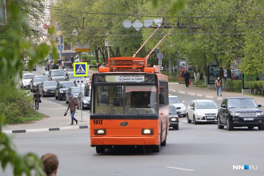 Стало известно, отключатли трамваи итроллейбусы Нижнего отэлектричества
