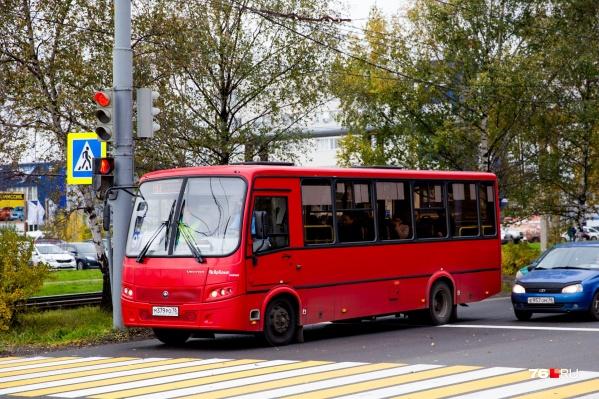 Ярославцы считают маршрутки опасным видом транспорта