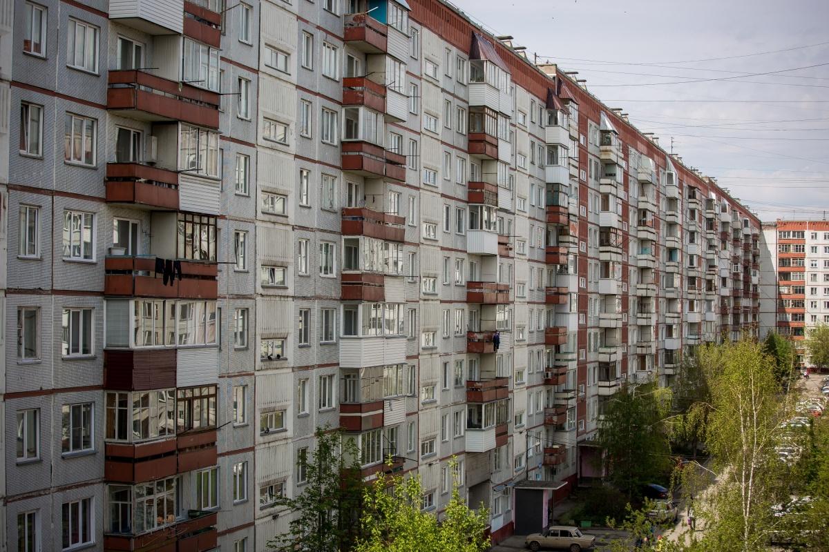В бескрайнем доме почти 900 квартир