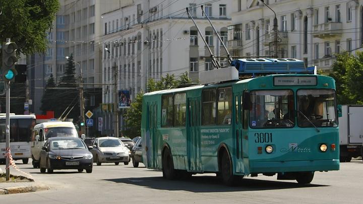 Масштабное отключение света в центре Челябинска оставит горожан без троллейбусов