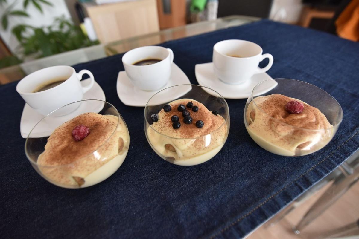 Красивый и полезный десерт можно сделать дома за 10 минут