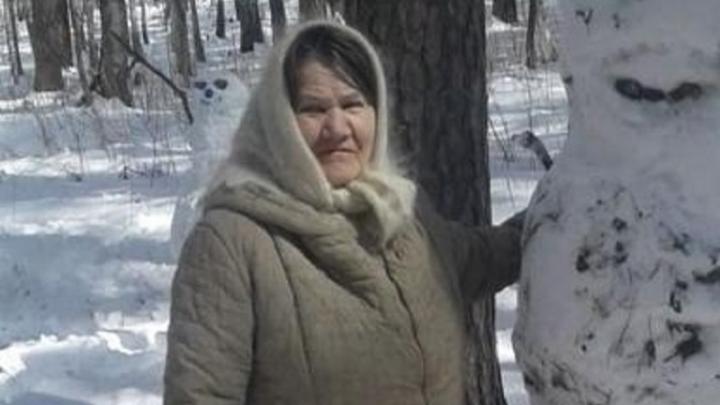 В Екатеринбурге пропала бабушка, у которой могут быть проблемы с памятью