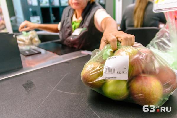 Цены на продукты учитывают при подсчете прожиточного минимума