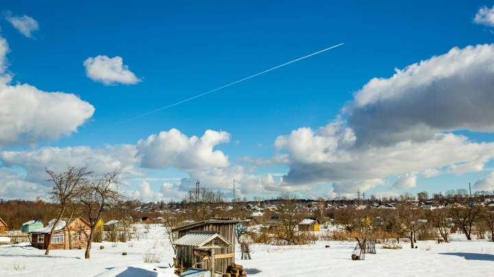 «Выше климатической нормы»: в выходные Ярославль накроет волна тепла