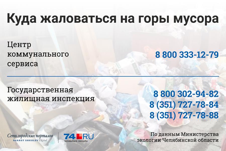 63bfde00eff Ответственные за вывоз мусора из Челябинска усомнились в острой  необходимости новой свалки