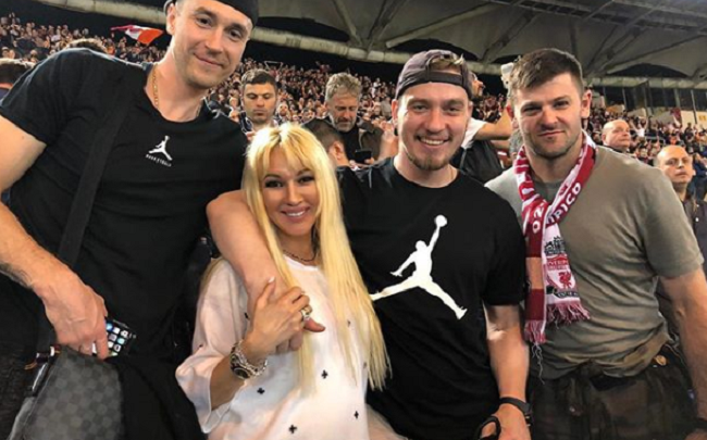 Жена уфимского хоккеиста Лера Кудрявцева подарит супругу малыша