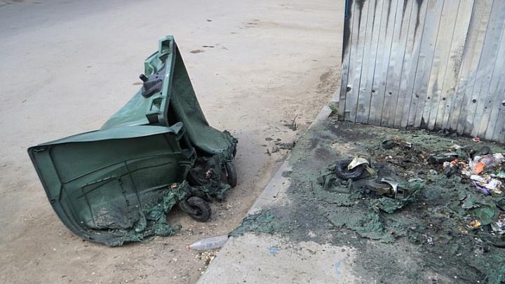 Волгоградцы продолжили охоту на пластиковые контейнеры