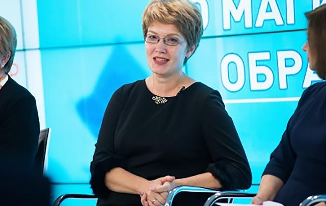 Инну Елецкую официально назначили первым заместителем министра образования