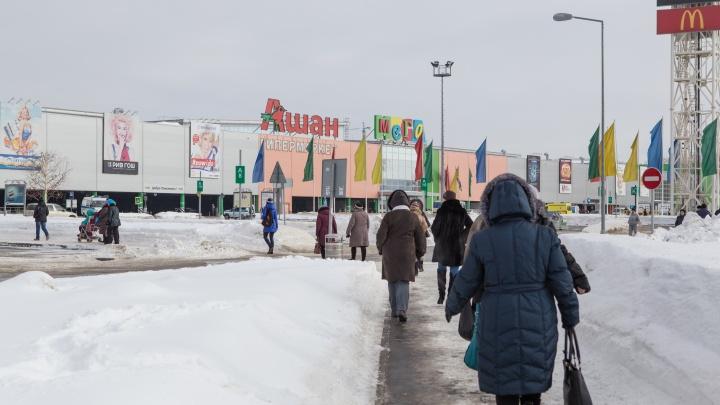 Как работают ТЦ и магазины Новосибирска в новогодние каникулы